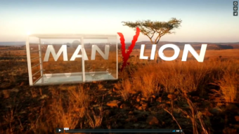 Man v. Lion (2014) – Title Sequence